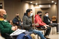 Capacitación a trabajadores de Jornales Solidarios en el marco del Proyecto Ciudades Accesibles ABC