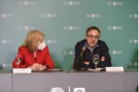 Conferencia de prensa Acciona Montevideo