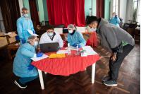 """Jornada de vacunación en Centro Diurno """"Espacio Compa"""""""