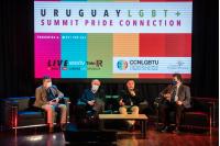 Congreso internacional sobre emprendedurismo, talento diverso y turismo LGBT