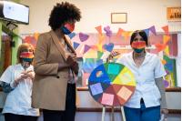 Actividad en policlínica de La Teja en el marco del Mes de la Diversidad