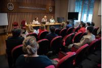"""Intendenta de Montevideo participa de panel """"Desperdicios de alimentos en Uruguay"""" en la Universidad Católica del Uruguay"""