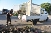 Limpieza de asentamiento Las Cabañitas en el marco del Plan ABC