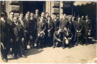 Fotos del archivo familiar de Gerardo Matos Rodriguez