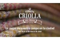 Criolla 2016