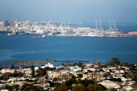 Vista de la ciudad desde la Fortaleza del Cerro.