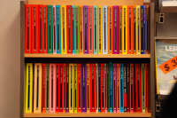 33a Feria del Libro. Atrio Intendencia de Montevideo.