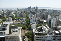 Vista de la ciudad desde Palacio Municipal