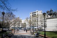 Plaza de los 33
