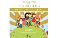 En el teatro Solís
