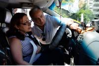 Nuevo sistema comunicacion audiovisual en taxi