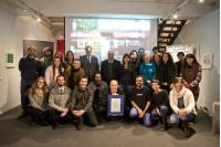 El Centro de Fotografía recibió la certificación en calidad Norma ISO 9001: 2015