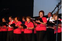 Festival de coros de adultos mayores