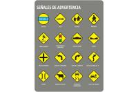 Señales de tránsito_adevertencias