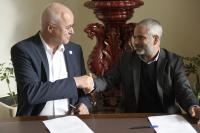 Firma convenio IM - Fundación FIWARE