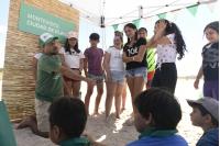 Actividades cuidado de playas