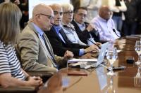 Conferencia de prensa Desarrollo Ambiental