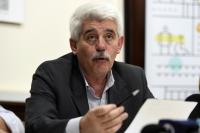 Conferencia de prensa Eduardo Brenta