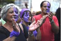 Marcha Día internacional de las mujeres