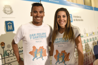 Lanzamiento San Felipe y Santiago