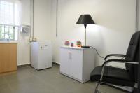 Sala de lactancia en el Servicio de Obras