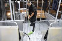 Protocolo de limpieza ómnibus COETC