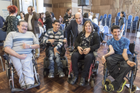 1er Plan de accesibilidad de Montevideo