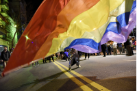 Marcha por la diversidad 2017