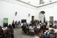 Instancia del Plan Nacional Ambiental en el Cabildo de Montevideo
