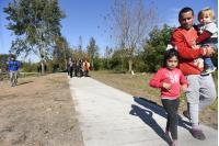 Parque Ribera del Pantanoso - espacio público de Realojo El Apero.