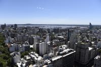 Mirador panorámico de Montevideo