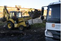 Operativo especial de limpieza en barrios Cuarenta Semanas, San Antonio y Lavalleja