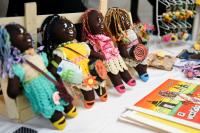 Artesanias de la Afro Expo
