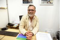 Director de la Secretaría de la Diversidad Sergio Miranda