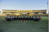 Sesión del Consejo Directivo del Club Atlético Peñarol