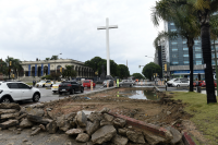 Obras Tres Cruces