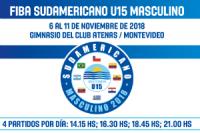 Sudamericano U15