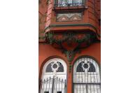 Fachada casa de la Aguada