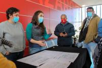 Presentación de proyectos de viviendas para Chacarita de los Padres