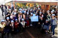 Flashmob desarrollo ambiental