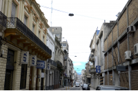 Ciudad Vieja, calle Cerrito