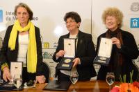Declaración ciudadanas ilustres Renée Pietrafesa, Margarita Percovich y Elena Fonseca