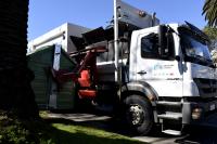 Recolección de residuos domiciliarios