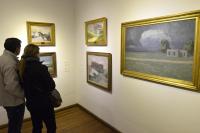 Inauguracion sala Figari Museo Blanes