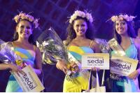 Eleccion de Reinas del Carnaval, llamadas y escuelas de samba. Teatro de verano