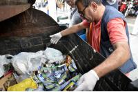 Fiscalizacion de gestion de residuos en comercios y empresas en Paso Molino
