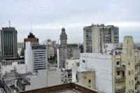 Ciudad Vieja desde edificio MTOP