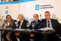 Conferencia de prensa Daniel Martínez y Danilo Astori
