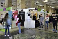 Feria Expo Educa 2015 en atrio Intendencia de Montevideo.