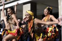 El Carnaval de Barranquilla llega a Montevideo.